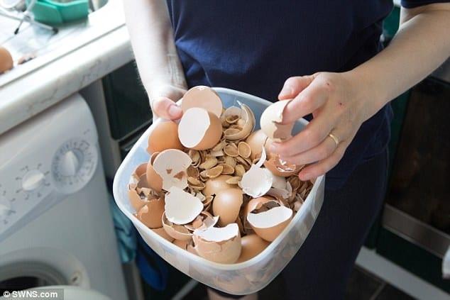 Самая экологичная жительница Великобритании выбрасывает мусор один раз в 2 года. Но это еще не все...