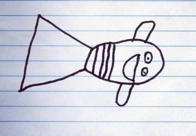 """Отец """"оживляет"""" смешные рисунки своего 6-летнего сына"""
