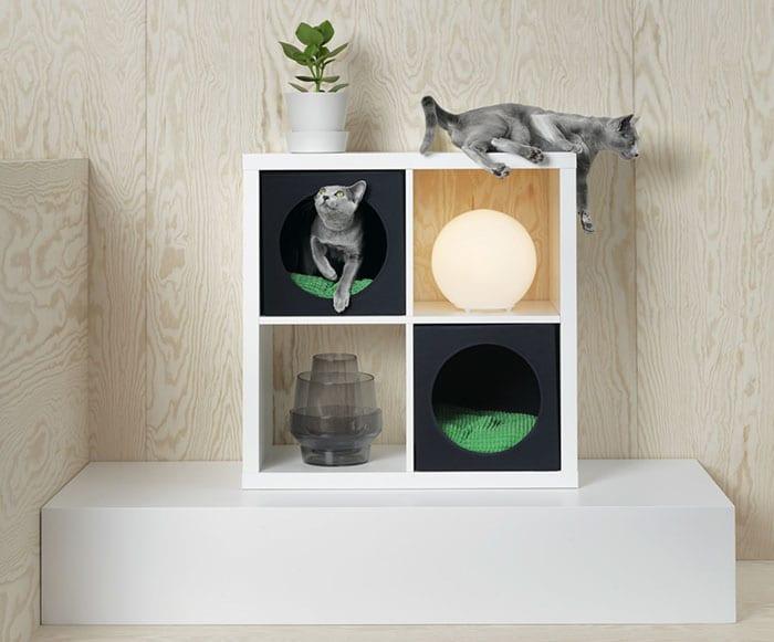 Новая коллекция IKEA понравится вашим питомцам (ФОТО+ВИДЕО)