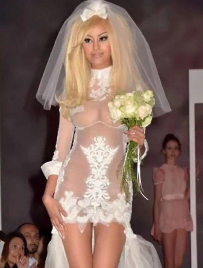 25 свадебных платьев, которые напугали гостей
