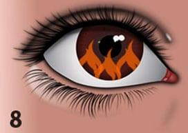 Тест «9 глаз» приоткроет тайну вашего характера и общения