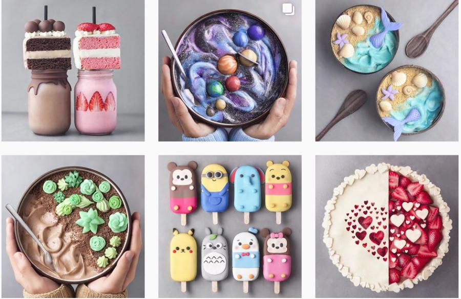 16-летний парень создает фантастические десерты, от которых невозможно оторвать глаз