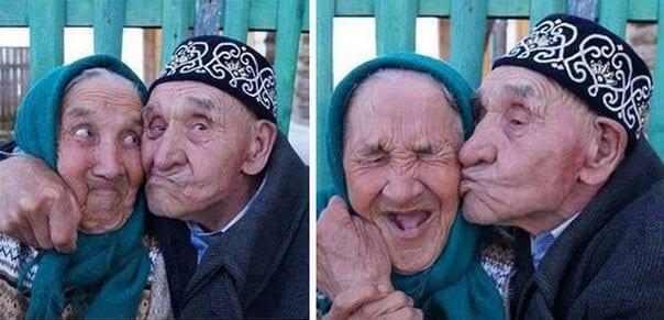 31 фотодоказательство, что возраст счастью не помеха