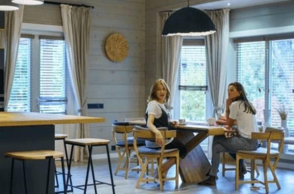 Звезда студии «Квартал 95» Елена Кравец показала свой новый дом (ФОТО)