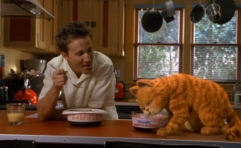 10 интересных фактов о коте Гарфилде