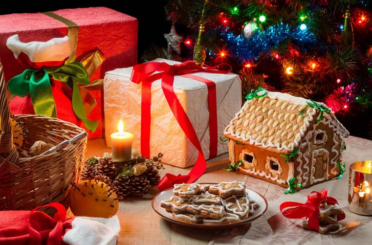 Выберите один из подарков и узнайте, что вам приготовила судьба на 2018 год